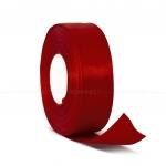 Декоративная атласная лента red