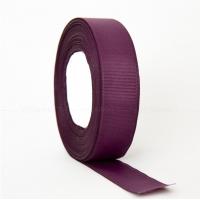 Декоративная репсовая лента fiolet