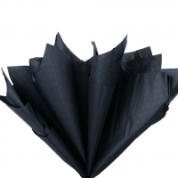 Бумага тишью black