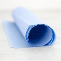 Бумага тишью светло голубая