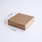 Коробка 11х11х3 см