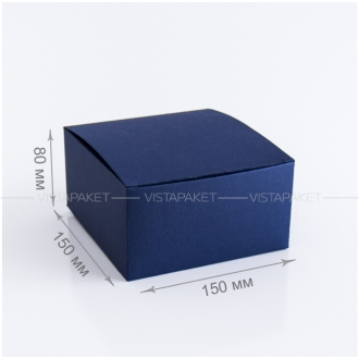 Коробка + лента 15x16x8 см