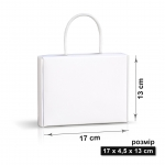 Коробка 17x4.5x13 см  матовая