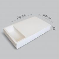 Коробка 24x18x5 см