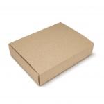 Коробка 24x18x5 см Kraft