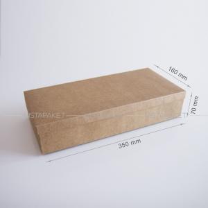 Коробка  35x16x7 см