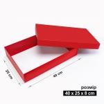 Коробка 40 x 25 x 8 см