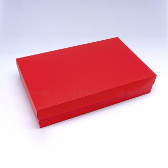 Картонная подарочная коробка