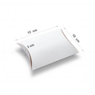 Коробка сувенирная пирожок 12 * 10 * 3 см