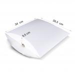 Коробка сувенирная пирожок 340*285*65 мм