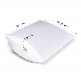 Коробка подарочная сувенирная 34 x 28,5 x 6,5 см