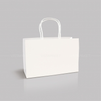 Пакет крафтовый  23x15x8 см