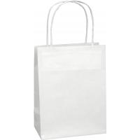 Пакет крафтовый 15x20x8 см