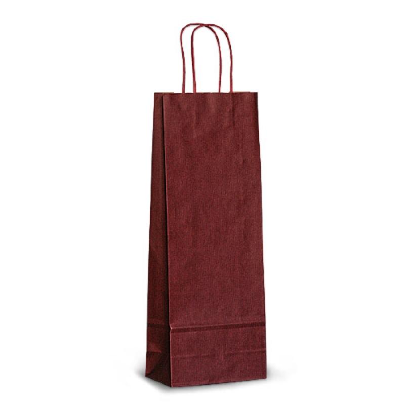 Пакет крафтовый подарочный с ручками