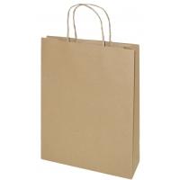 Пакет крафтовый 25х35х9 см