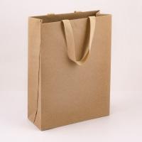 Пакет крафт картон 30x40x12 см