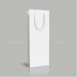 Пакет белый бумажный