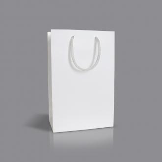 Пакет вертикальный белый