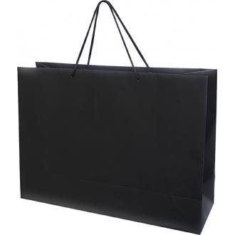 Пакет горизонтальный 35х25х9 см черный