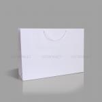 Пакет бумажный 50х35х15см картон