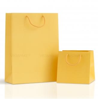 Пакет бумажный 19*18*17,5 см