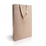 Пакет крафт-картон 25x60x24 см
